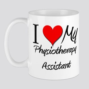 I Heart My Physiotherapy Assistant Mug
