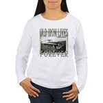 OLD IRON Women's Long Sleeve T-Shirt