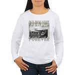 OLD IRON Women's Long Sleeve T-Shirt
