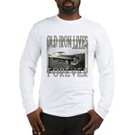 OLD IRON Long Sleeve T-Shirt