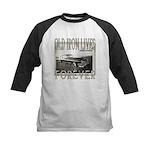 OLD IRON Kids Baseball Jersey