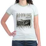 OLD IRON Jr. Ringer T-Shirt
