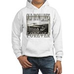OLD IRON Hooded Sweatshirt