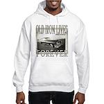 OLD IRON Hooded Sweatshirt
