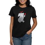 EL-LOVE-PHANT Women's Dark T-Shirt