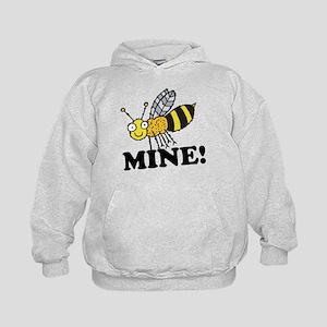 Bee Mine Kids Hoodie