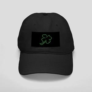 Shamrock Black Cap