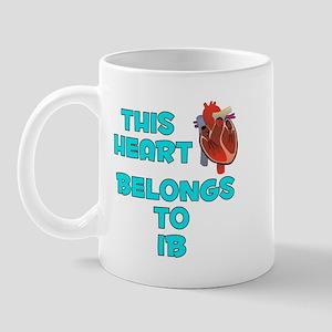 This Heart: Ib (B) Mug