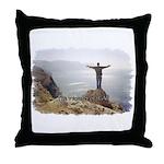Christian Gear Throw Pillow