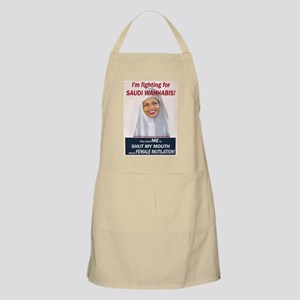 Condi Rice - Dhimmi for FGM BBQ Apron