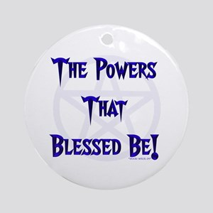 The Powers BB (Pagan/Wiccan Keepsake Round)