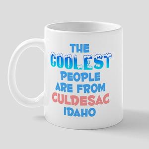 Coolest: Culdesac, ID Mug