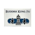Buddha Kung Fu MAGNET 1