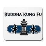 Buddha Kung Fu MOUSE PAD