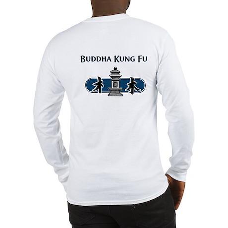 Buddha Kung Fu PUSH HANDS Long-Sleeve
