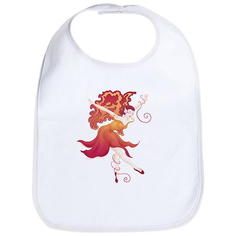 Fairy Dancer Picture Bib