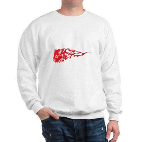 Bufalo Tribal Sweatshirt