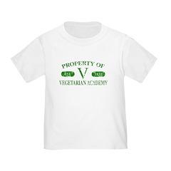Vegetarian Academy T