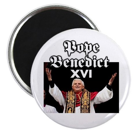 """Benedict XVI 2.25"""" Magnet (10 pack)"""