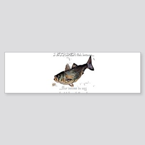 Striper Voices Bumper Sticker