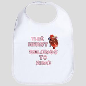 This Heart: Gino (C) Bib