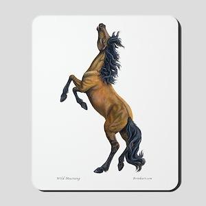 Mustang ~ Horse ~ Mousepad