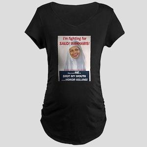 Condi Rice - Honor Killing Apologist Maternity Dar