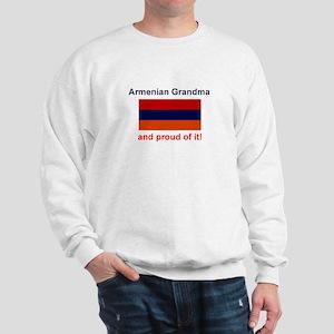 Proud Armenian Grandma Sweatshirt