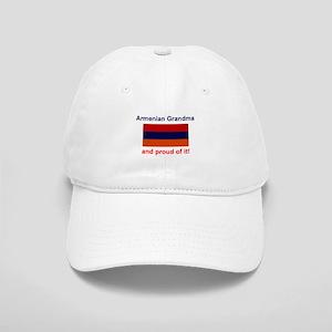 Proud Armenian Grandma Cap