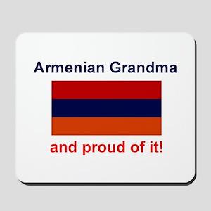 Proud Armenian Grandma Mousepad