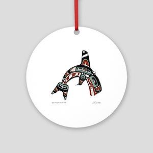 Has Du Kéedi Ornament (Round)