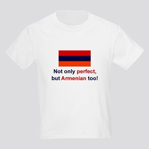 Perfect Armenian Kids Light T-Shirt