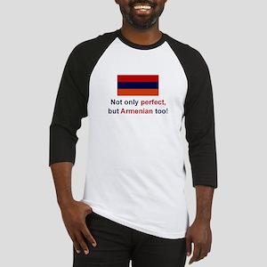 Perfect Armenian Baseball Jersey