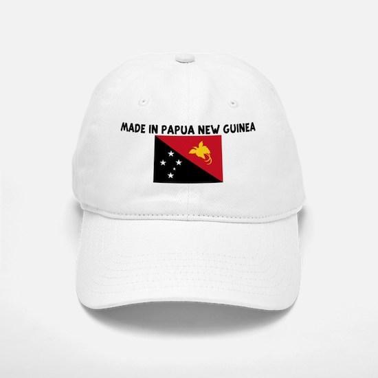 MADE IN PAPUA NEW GUINEA Baseball Baseball Cap