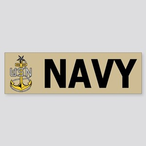 Senior Chief Petty Officer Bumper Sticker