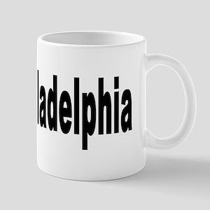 I Love Philadelphia Mug