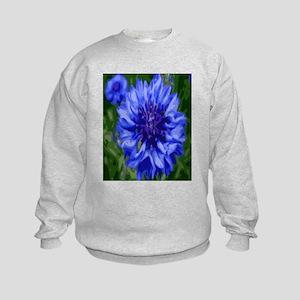 Blue star Sweatshirt