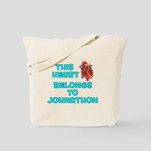 This Heart: Johnathon (B) Tote Bag