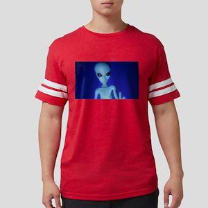 The Blue Alien T-Shirt