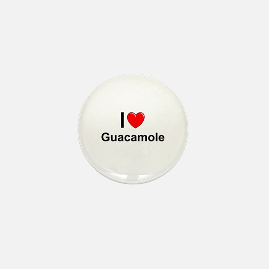 Guacamole Mini Button