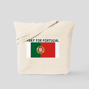 PRAY FOR PORTUGAL Tote Bag