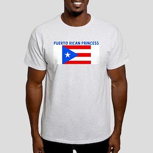 PUERTO RICAN PRINCESS Light T-Shirt