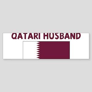 QATARI HUSBAND Bumper Sticker
