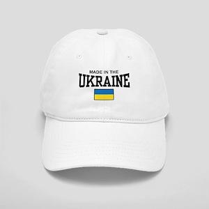 Made in the Ukraine Cap
