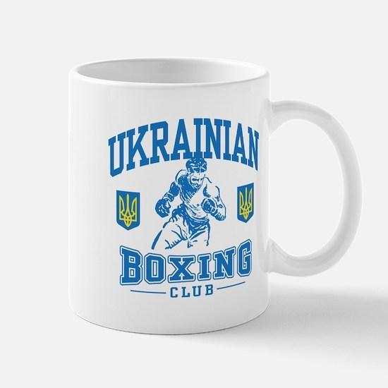 Ukrainian Boxing Mug