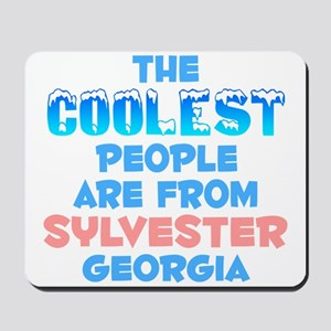 Coolest: Sylvester, GA Mousepad
