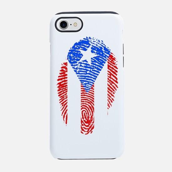 Puerto Rico iPhone 8/7 Tough Case