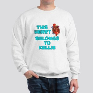 This Heart: Kellie (B) Sweatshirt