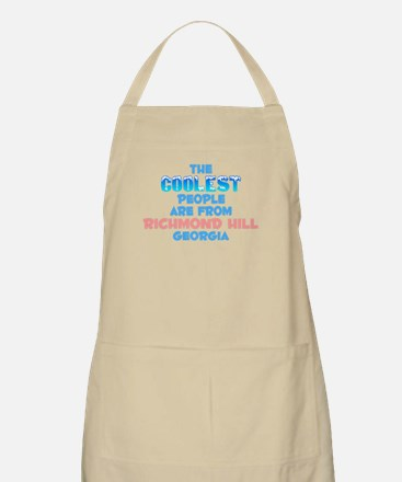 Coolest: Richmond Hill, GA BBQ Apron