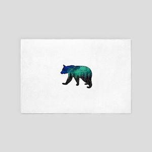 BEAR AURORA 4' x 6' Rug